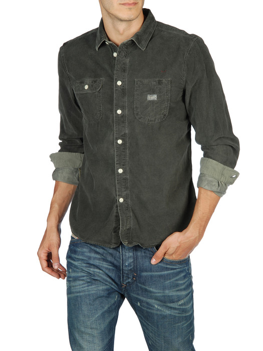DIESEL SCHADEXI-RS 00FVY Camicia U f