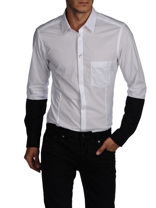 DIESEL BLACK GOLD SASTAMAN Camicia U e