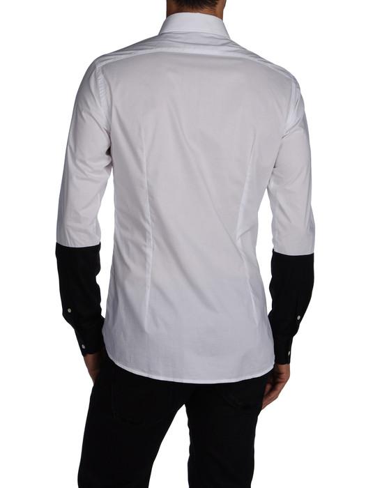 DIESEL BLACK GOLD SASTAMAN Camicia U r
