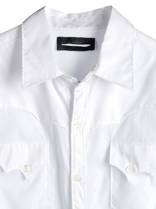 DIESEL BLACK GOLD CLAROSYL-XS Shirts D d