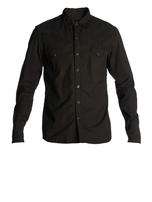DIESEL BLACK GOLD STEFFRY Shirts U f