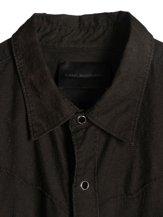 DIESEL BLACK GOLD STEFFRY Camisa U d