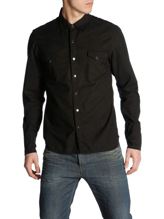 DIESEL BLACK GOLD STEFFRY Camisa U e