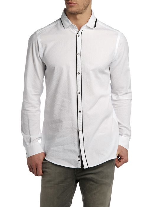 DIESEL BLACK GOLD SPACCHY Camisa U e