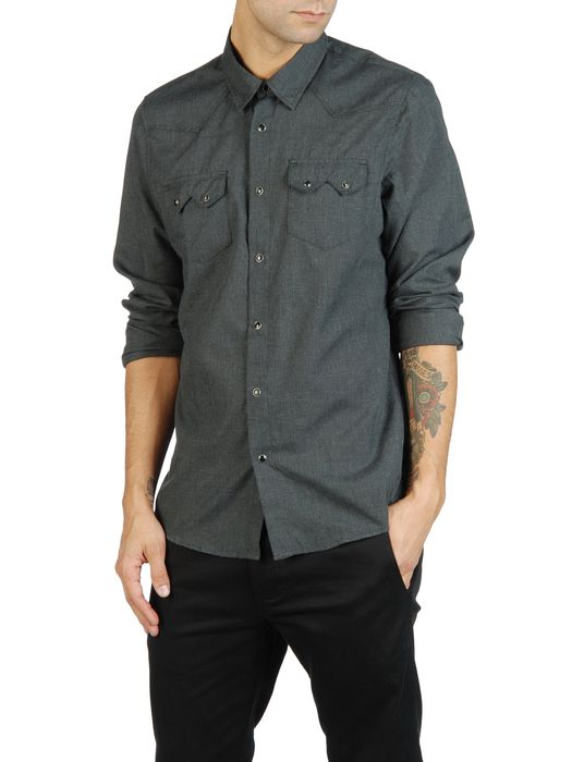 55DSL SALOON Camicia U f