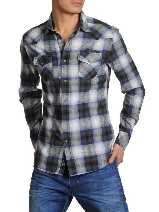 DIESEL SULPHUR-R Shirts U f