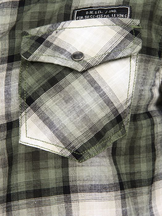 DIESEL SULPHUR-R Shirts U d