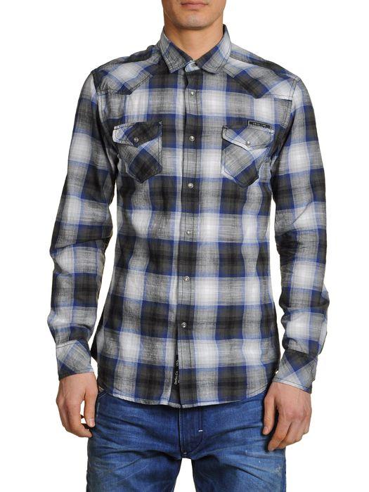 DIESEL SULPHUR-R Shirts U e