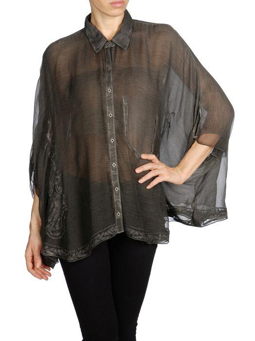 DIESEL C-KIARA-B Shirts D f