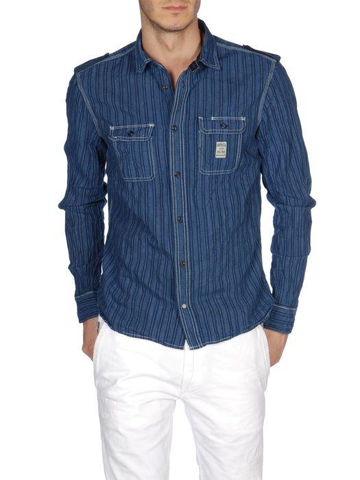 DIESEL STEPY-B Shirts U f