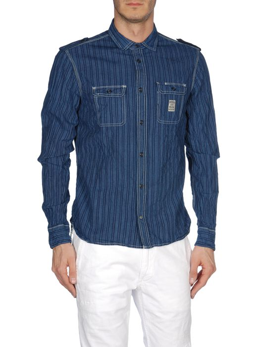 DIESEL STEPY-B Shirts U e