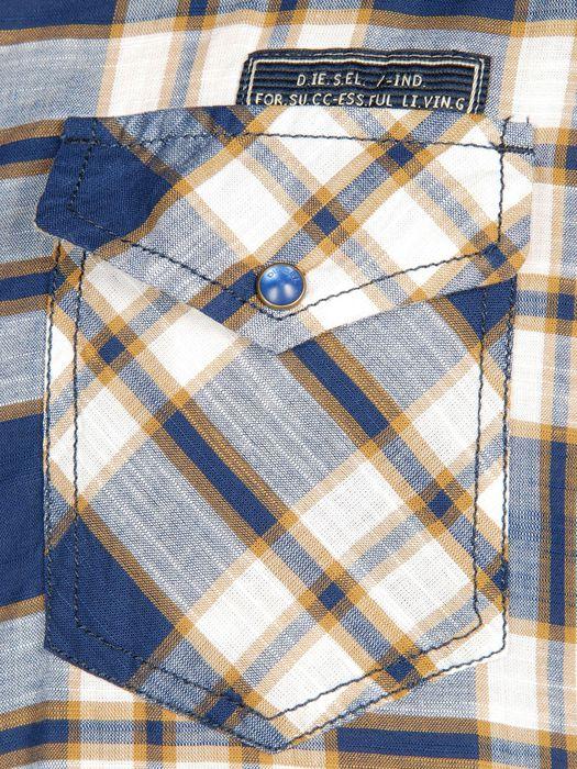 DIESEL SPOLTAVA-R Shirts U d