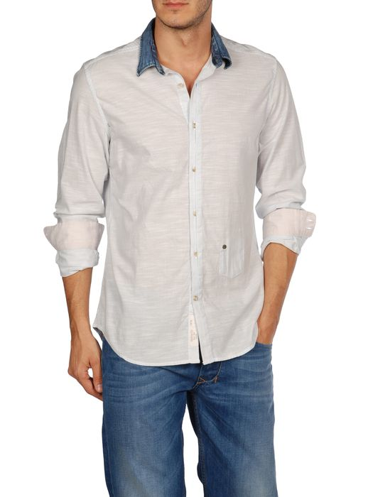 DIESEL SATURNO-R Shirts U f