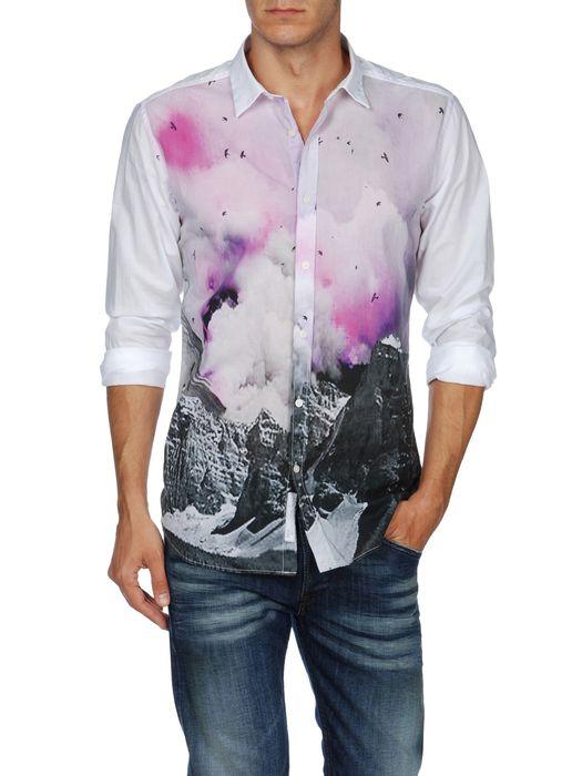 DIESEL SARISSA Shirts U f