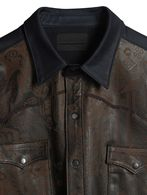 DIESEL BLACK GOLD STAPELLE Camicia U d