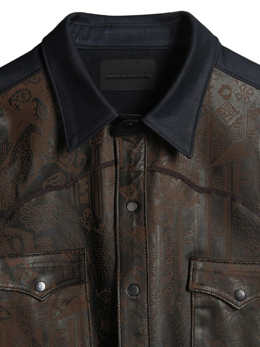 DIESEL BLACK GOLD STAPELLE Shirts U d