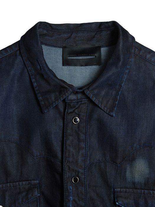 DIESEL BLACK GOLD STAWENS Camisa U d