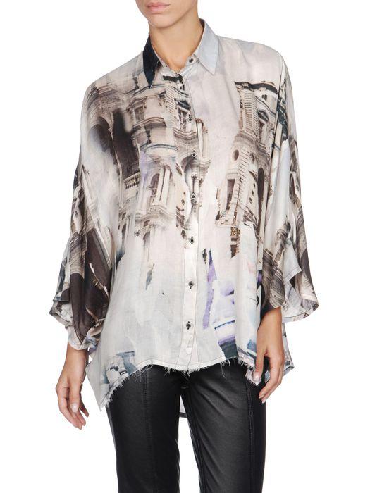 DIESEL C-CAPE-B Shirts D f
