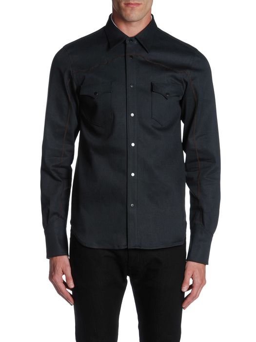 DIESEL BLACK GOLD STAPELLE-UNI Shirts U e