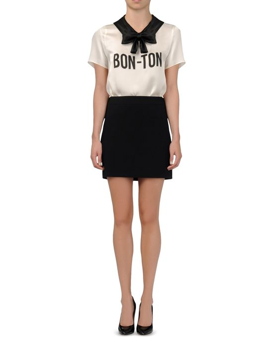 Blouse Woman MOSCHINO CHEAP AND CHIC
