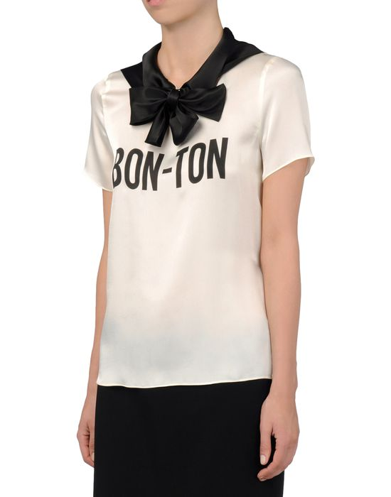 Blouse Woman MOSCHINO CHEAPANDCHIC