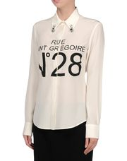 MOSCHINO CHEAP AND CHIC Long sleeve shirt D r