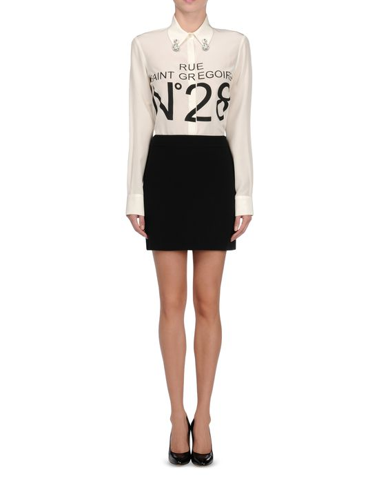 Long sleeve shirt Woman MOSCHINO CHEAP AND CHIC
