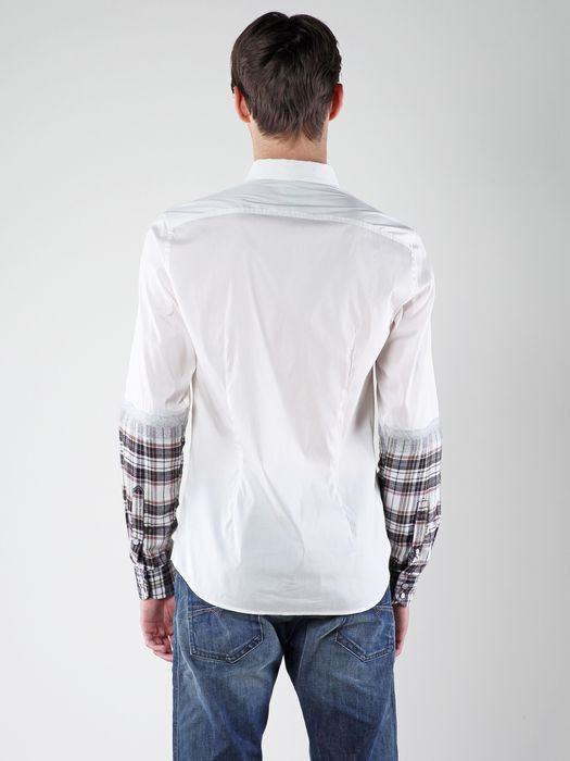 DIESEL SACIANOR Shirts U e