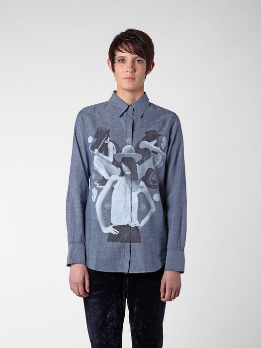 DIESEL DE-VIVYS-W Shirts D e