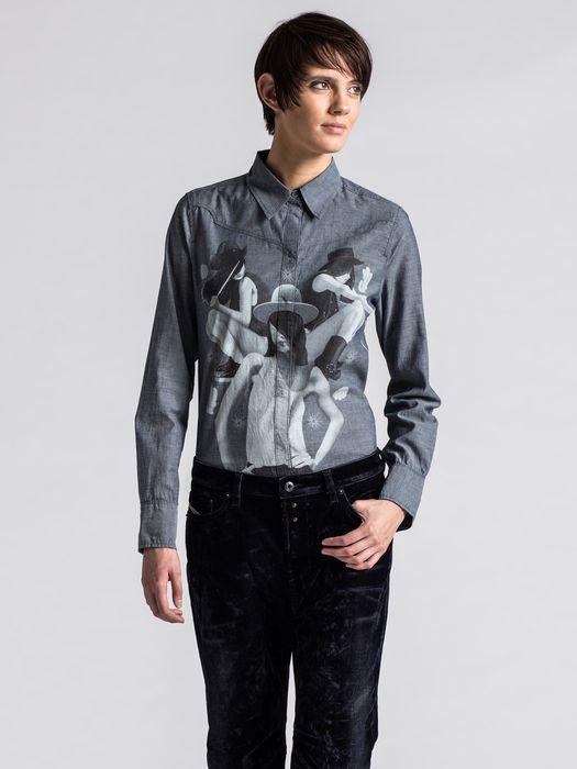 DIESEL DE-VIVYS-W Shirts D f