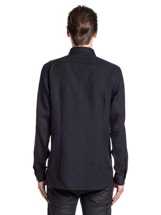 DIESEL BLACK GOLD SITHAI Shirts U e