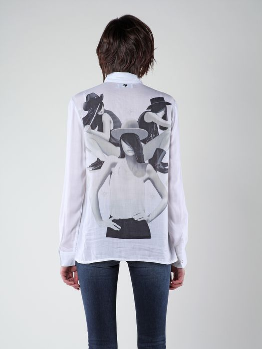 DIESEL C-DIAMANDA-A Camicia D a