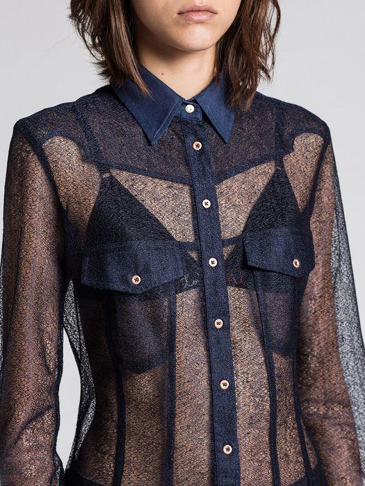 DIESEL C-IOLE-E Shirts D a