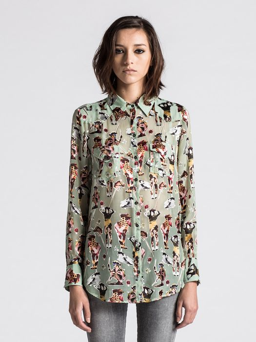 DIESEL C-PAVO Shirts D f