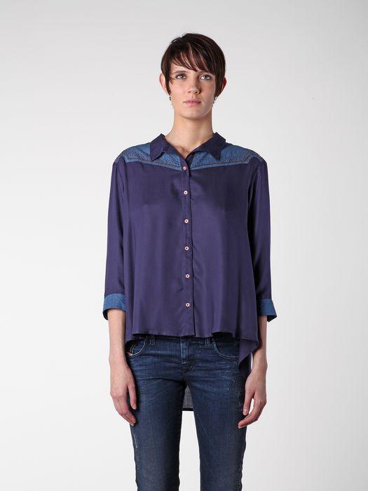 DIESEL C-ARMANDINA Shirts D e