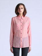 DIESEL C-LUCEEN Shirts D f
