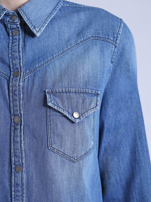 DIESEL DE-VIVY-STAR Camicia D a