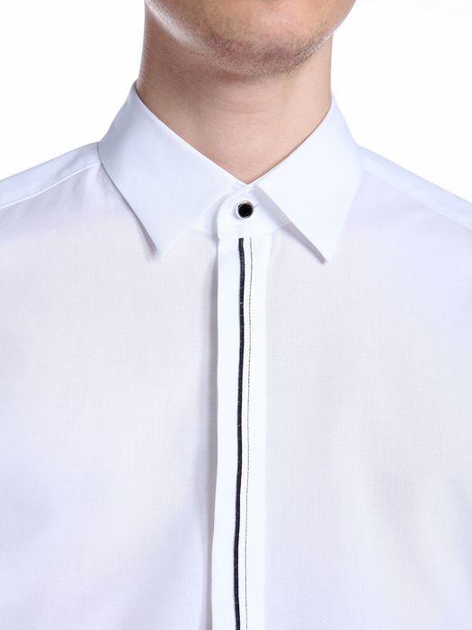 DIESEL BLACK GOLD SALCOR Camisa U a