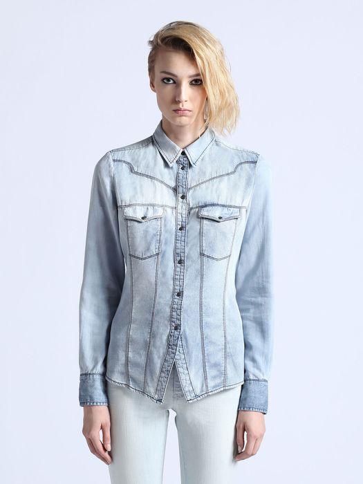 DIESEL DE-VIRNY Shirts D f