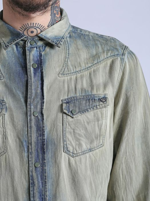 DIESEL SOFIER-RC Shirts U a