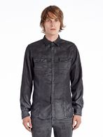 DIESEL BLACK GOLD STACIU Shirts U f