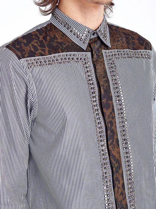 DIESEL BLACK GOLD SEBORKIA Shirts U a