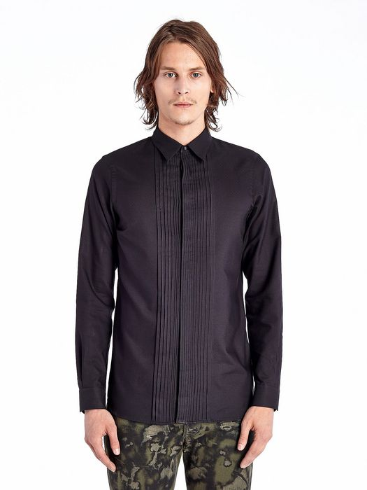 DIESEL BLACK GOLD STAPLEAT Camisa U f