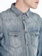 DIESEL NEW-SONORA Shirts U a