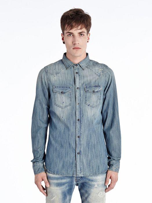 DIESEL NEW-SONORA Shirts U f