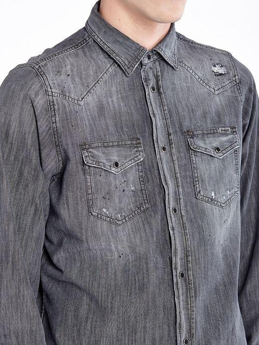 DIESEL NEW-SONORA Camisa U a
