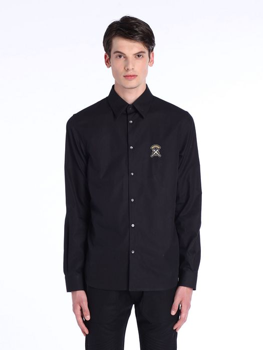 DIESEL BLACK GOLD SHOW-BEL Shirts U f