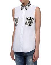 Sleeveless shirt Woman LOVE MOSCHINO