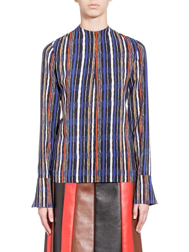 Marni Striped printed shirt a1Q5qAKq
