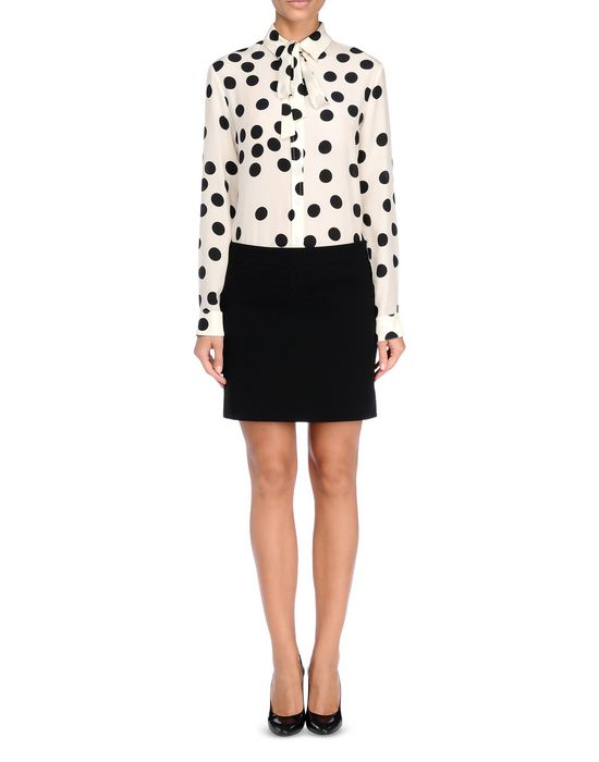 Long sleeve shirt Woman BOUTIQUE MOSCHINO